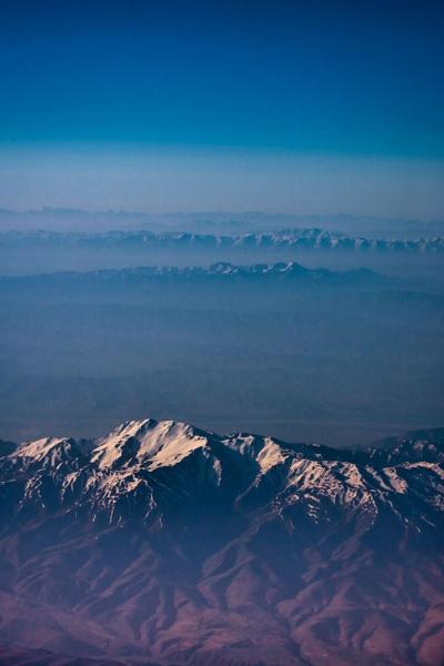 Hazy Afghan by ComfortablyNumb