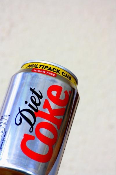 Tilted on Coke by SteveBaz