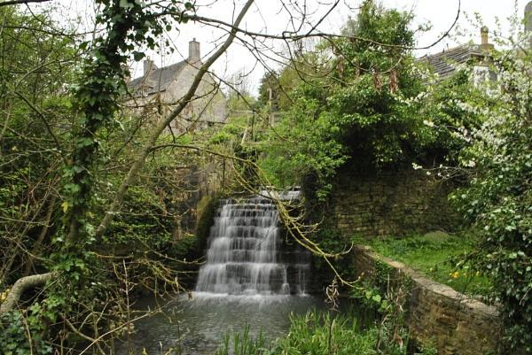 Watermill at Corfe Castle. by suekib