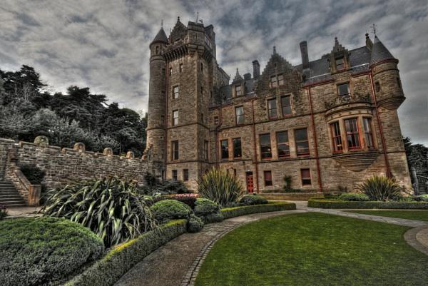 Belfast Castle by JohnMeik