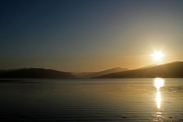 Loch Fyne Sunrise by tracymcculloch