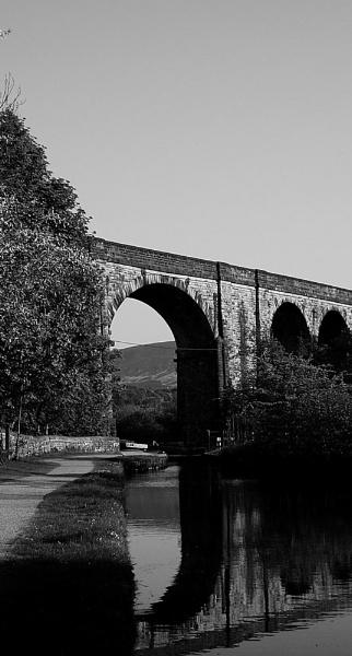 OLD RAILWAY BRIDGE by Rockhopper350