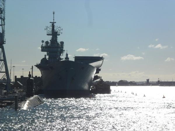 Just part of Her Majesty\'s Royal Fleet. by benjones94