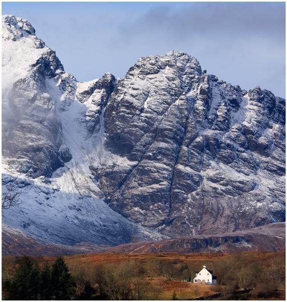 Blue Mountain Cottage... by Scottishlandscapes