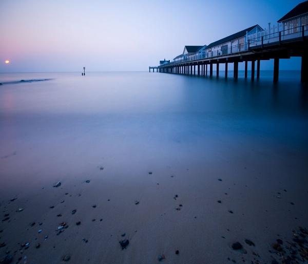 Southwold Blue by StuartAt