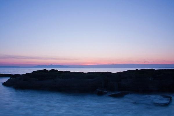 Troon Sunset by iainglennie