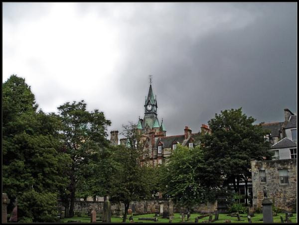Dunfermline Scotland by monashort