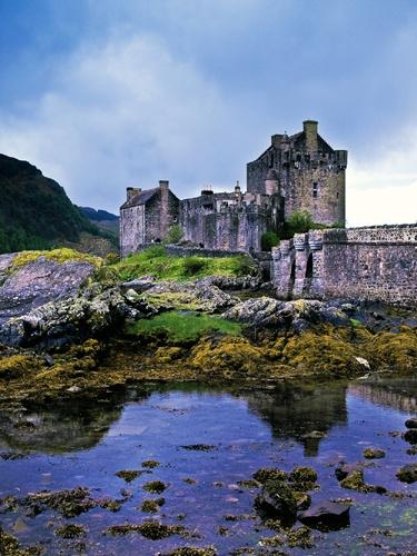 Eilean Donan Castle by Fluke
