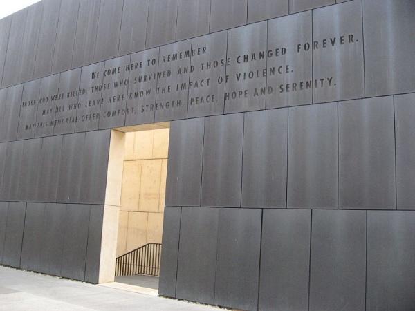 Oklahoma City National Memorial & Museum by attybrown