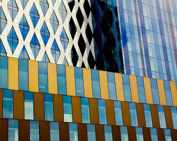 Media City Manchester by Steve1812