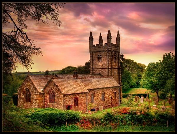 Lydford, Dartmoor by pauldawn