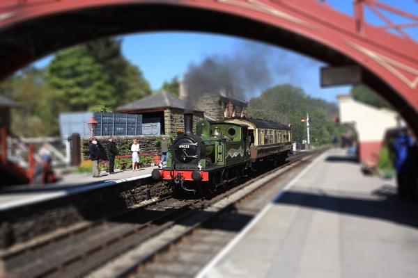Goathland Station by photodoktor
