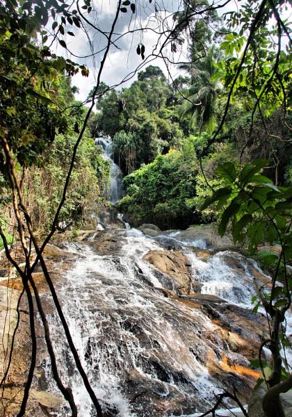 Koh Samui Waterfall by Radders3107