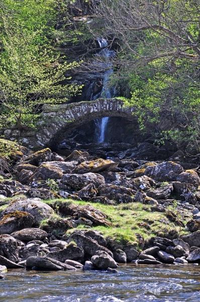 Pack-horse Bridge, Glenlyon, Perthshire by Rapido57