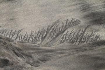 Sand art by cheddar-caveman