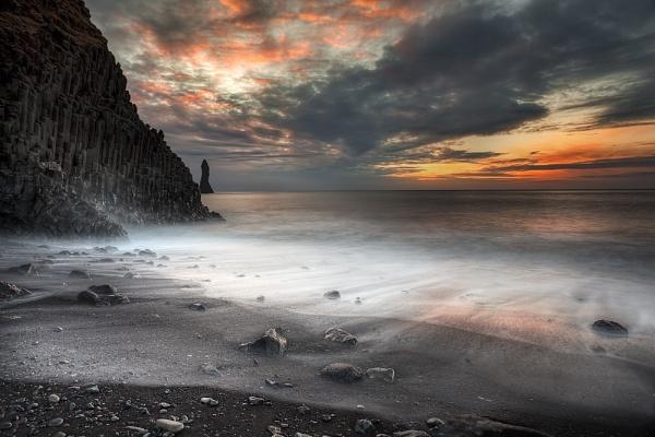 Reynisdrangar by TonyPrower