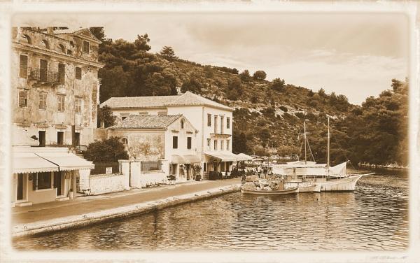 Paxos, Greece by JayneL