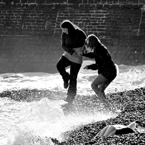 Surf Girls by RAPjones