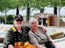 i spy, M is for, My Nana and Grandad at Portaventura by charly16