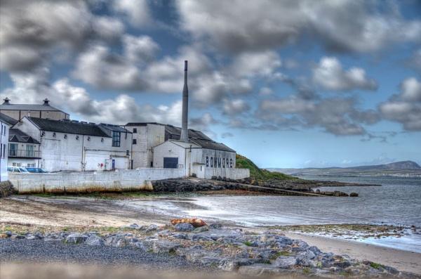 Bowmore Distillery by Murphwiz