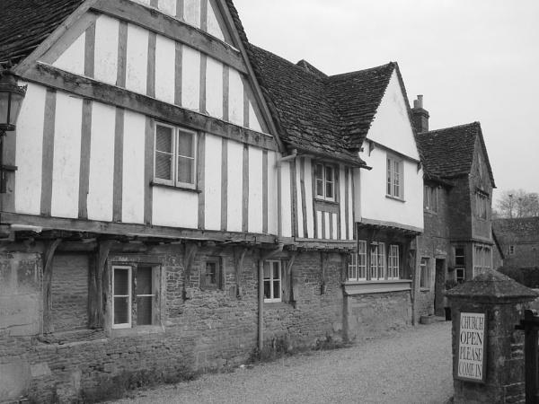 Lacock Village by paul_sutton2004