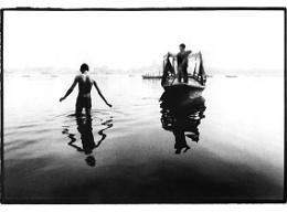 River Yamuna, Mathura, Uttar Pradesh, India - 03/11