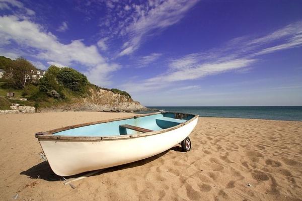 Boat by Stonemushroom