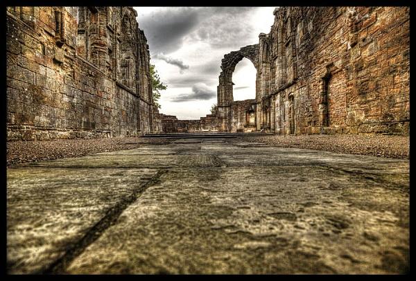 In the ruins by karen61