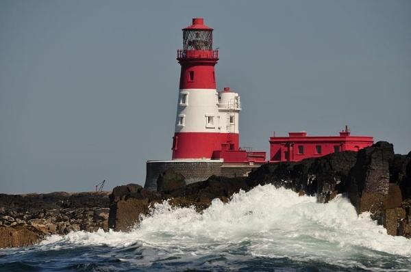 Longstone Lighthouse by billmac57