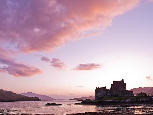 Castle Eilean Donan by Fluke