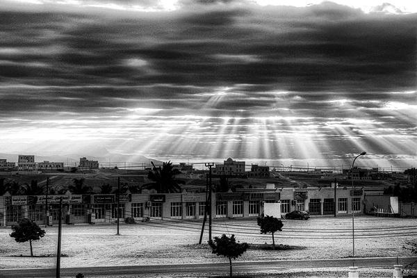6:50 AM, March 13, 2011, Salalah Oman by desertrat
