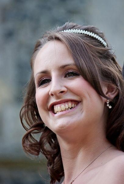 The Bridesmaid by lianna