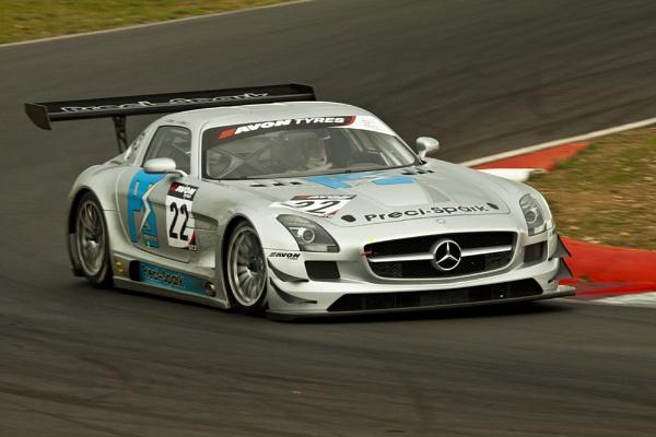 Mercedes GT by RichieL