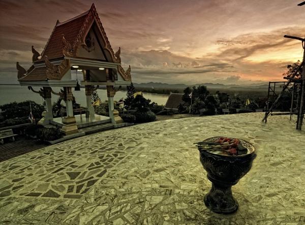 Thailand Wat by robmann72