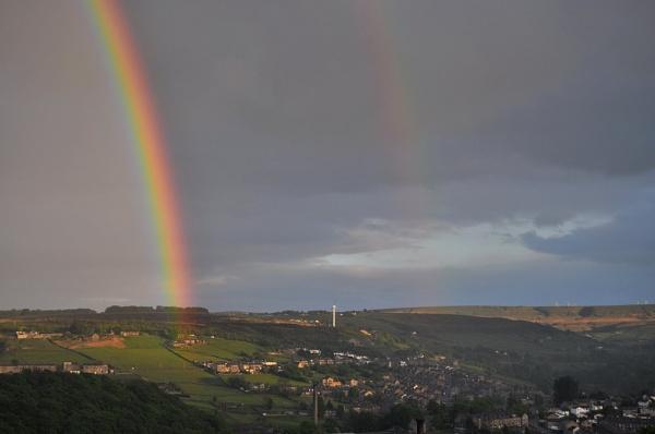 Haworth Rainbow by andywiseman