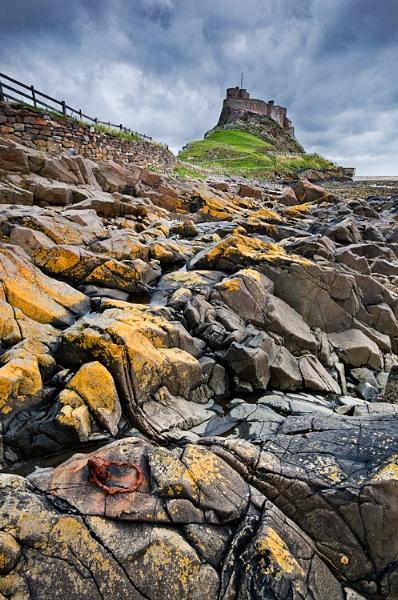 Lindisfarne Castle by bart_hoga