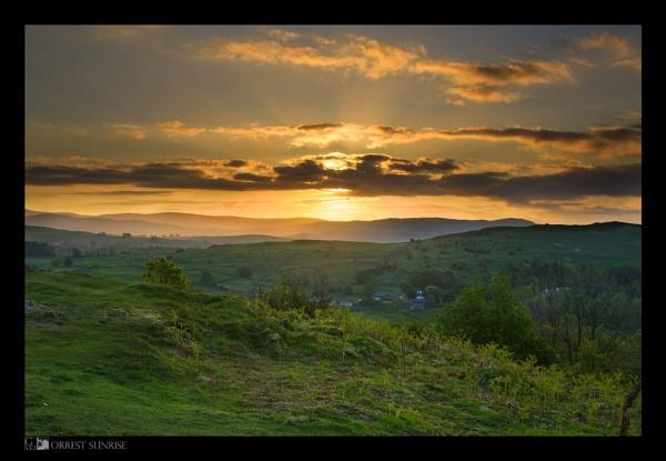 Orrest Sunrise by gvet