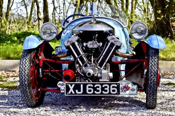 Vintage Morgan by Bulldog1147