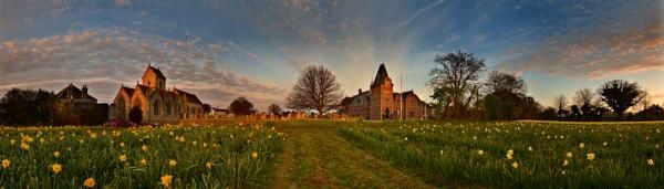 Morning Parish Hall by happysnapper