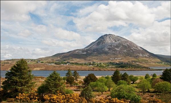 Mount Errigal by billyb