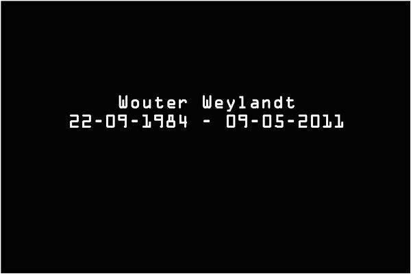 Wouter Weylandt by MediumSizeUnavailable