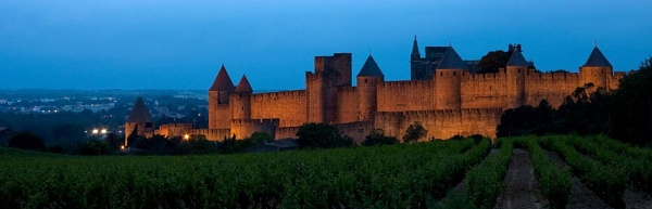 Carcassonne by cocky936