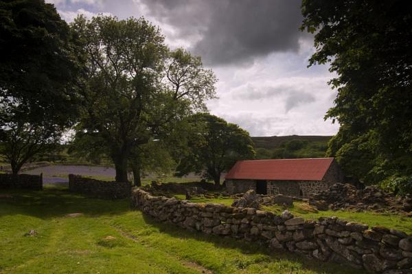 Dartmoors Bluebell Barn,Emsworthy by Shoestring_uk
