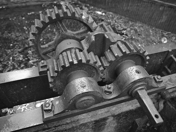 Gears by Willmer