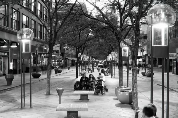 Downtown Denver by Abdelrazek