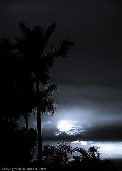 20110521 Blue Moon on Water by Degilbo