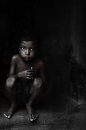TRIBAL CHILD