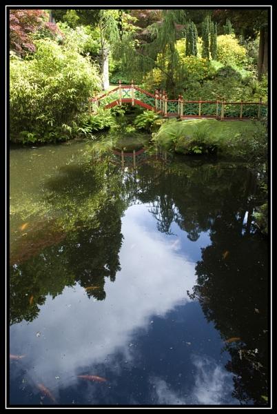 Day 20 july 2012 formal garden photos for Formal japanese garden
