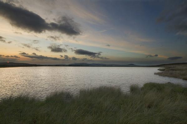 Blorenge Sunset by moe_101
