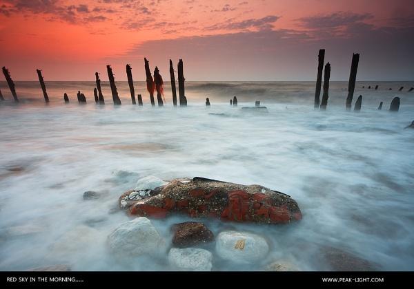 Red Sky by martinl